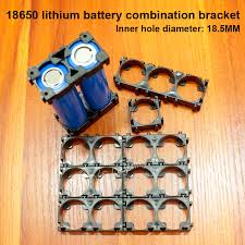 10pcs/lot 18350 18500 18650 <b>battery</b> combination bracket universal ...