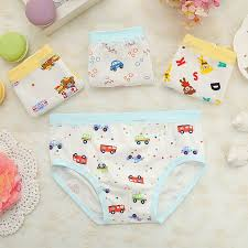 <b>4pcs</b>/<b>lot</b> Child's Underwear Baby Boy Cotton Underpants Cartoon ...