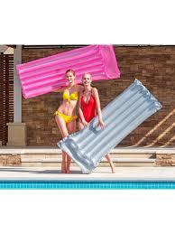 <b>Матрас для плавания</b> одноместный 183х76 см <b>Bestway</b> ...