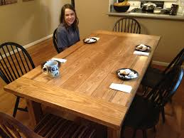 Free Dining Room Table Plans Dinner Table Plans Free Download Pdf Woodworking Dining Table