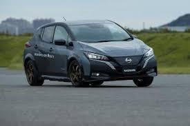 Nissan builds EV test <b>car</b> with <b>twin</b>-<b>motor</b> all-wheel control technology