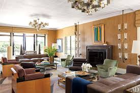 creative living room ideas design: view in gallery living room designed by kelly wearstler  creative living room interior design ideas