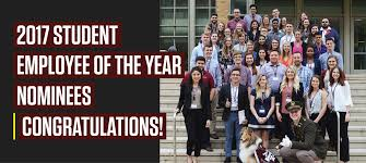 jobs for aggies home 2016 student employee of the year nominee national student employment week