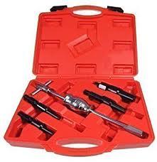 Merry Tools HK <b>5PC Inner Bearing Puller</b> Remover Kit, Internal Slide ...