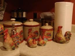 Rooster Chicken Kitchen Decor Themed Kitchen Decor Sets Kitchen Decor Design Ideas
