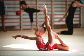 Разовое занятие по художественной гимнастике для детей в ...