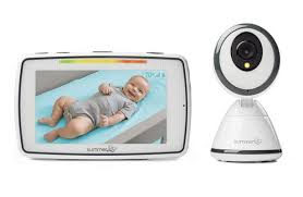 Baby Pixel® 5.0 Inch Touchscreen Color Video ... - Summer Infant