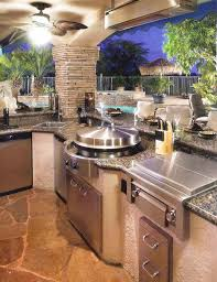 Outdoor Patio Kitchen 70 Awesomely Clever Ideas For Outdoor Kitchen Designs Backyards