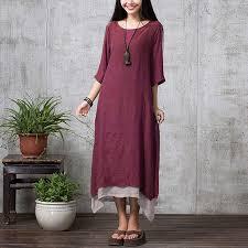 2019 <b>Summer</b> Plus Size <b>3XL 4XL 5XL</b> Boho Long Dresses Women ...