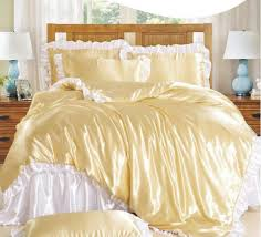 Silk Satin / Water Washed <b>Ice</b> Silk <b>Bedding Sets Luxury</b> And Comfort ...
