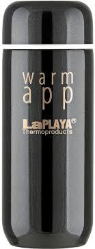 """<b>Термос LaPlaya</b> """"Warm App"""", цвет: черный, 0,2 <b>л</b> — купить в ..."""