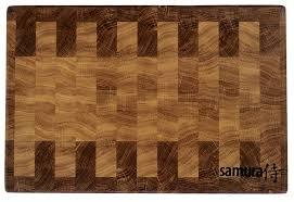 <b>Доска разделочная</b> Samura Торцевая SCB-02 купить за 8985 руб ...