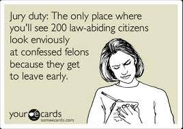 jury duty funny - Google Search | Humor/Quotes | Pinterest | Jury ... via Relatably.com