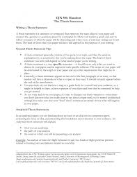 essay a thesis for an essay should what is a thesis statement in essay thesis statement example for essays a thesis for an essay should