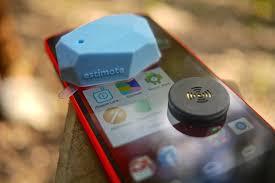 ОБЗОР: <b>Nut</b> — маячок, который найдёт ключи и смартфон даже в ...
