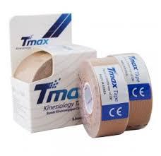 Купить <b>Тейп кинезиологический Tmax Extra</b> Sticky Biege (2,5 см x ...