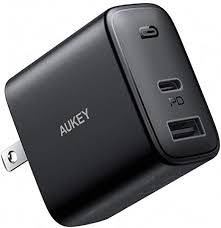 [Upgraded] USB C Charger, AUKEY Swift 32W 2-Port ... - Amazon.com
