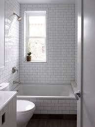 bathroom white tiles: saveemail adefaff  w h b p contemporary bathroom