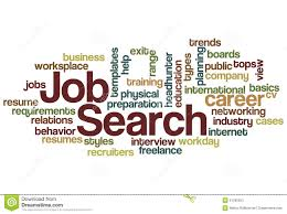 job search word cloud stock photos image  job search word cloud