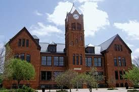 Central Oklahoma  University of  Old North    Kids Encyclopedia