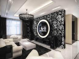 Wallpaper Decoration For Living Room 1000 Ideas About Living Room Wallpaper On Pinterest Room Homes