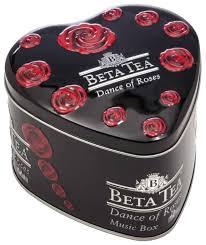 <b>Чай</b> черный <b>Beta Tea</b> Music box <b>Танец</b> роз подарочный набор ...