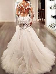 Glamorous Collection of <b>Mermaid Wedding Dresses</b> | SposaDresses