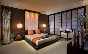 textural balance bedroom japanese style