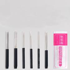<b>Disposable Microblading Tattoo Round</b> Needles Eyebrow ...