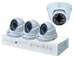 <b>Комплект видеонаблюдения IVUE</b> D5004-AHC-D4 4 камеры ...