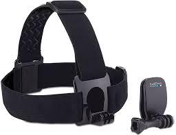 Купить <b>Крепление GoPro Headstrap</b>+<b>QuickClip на</b> голову для ...