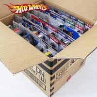 hot wheels1 43 zone chaos set track toy kids plastic metal miniatures cars model machines for carros brinquedos educativo