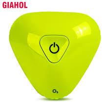 <b>GIAHOL 500mAh USB Rechargeable</b> Mini Portable Air Purifier ...