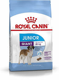 royal canin giant junior корм