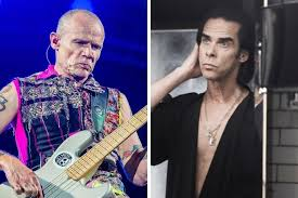 Why Nick Cave hurt <b>Red Hot Chili</b> Pepper's Flea's feelings