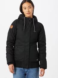 <b>mazine</b> Winter jacket in Black | ABOUT YOU