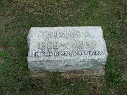 dr thomas anderson drake a grave memorial dr thomas anderson drake