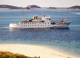 Image result for scillonian 3