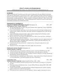 nursing resume sampled resume databases times