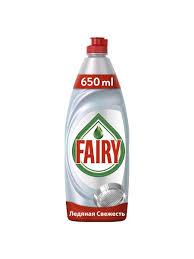 <b>Средство для</b> мытья посуды Platinum Ледяная свежесть 650 мл ...