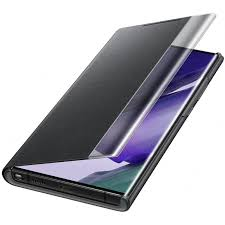 <b>Samsung</b> Smart <b>Clear</b> View <b>Cover</b> for <b>Note</b> 20 Ultra (Mystic Black ...