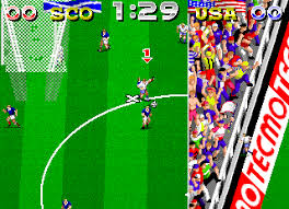 Tecmo World Cup '94 (Mame)