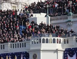 Barack Obama 2009 presidential inauguration