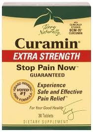 Aisle 10 – Terry Naturally <b>Curamin Extra Strength</b>-30 tabs | Takoma ...