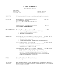 student teacher resume com student teacher resume to inspire you how to create a good resume 3