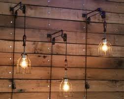 <b>Pulley pendant light</b> | Etsy