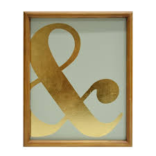 iron wall decor u love: ampersand wall sign by ashland  ampersand wall sign by ashland