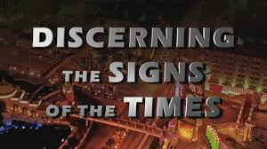 Image result for signs of the times pictures