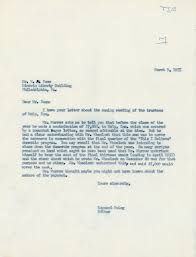 this i believe documents murrow collection letter to help inc written by raymond swing concerning edward r murrow s donation to finish recording essays