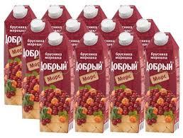 Стоит ли покупать <b>Морс Добрый</b> Виноград-<b>Клюква</b>-Брусника ...